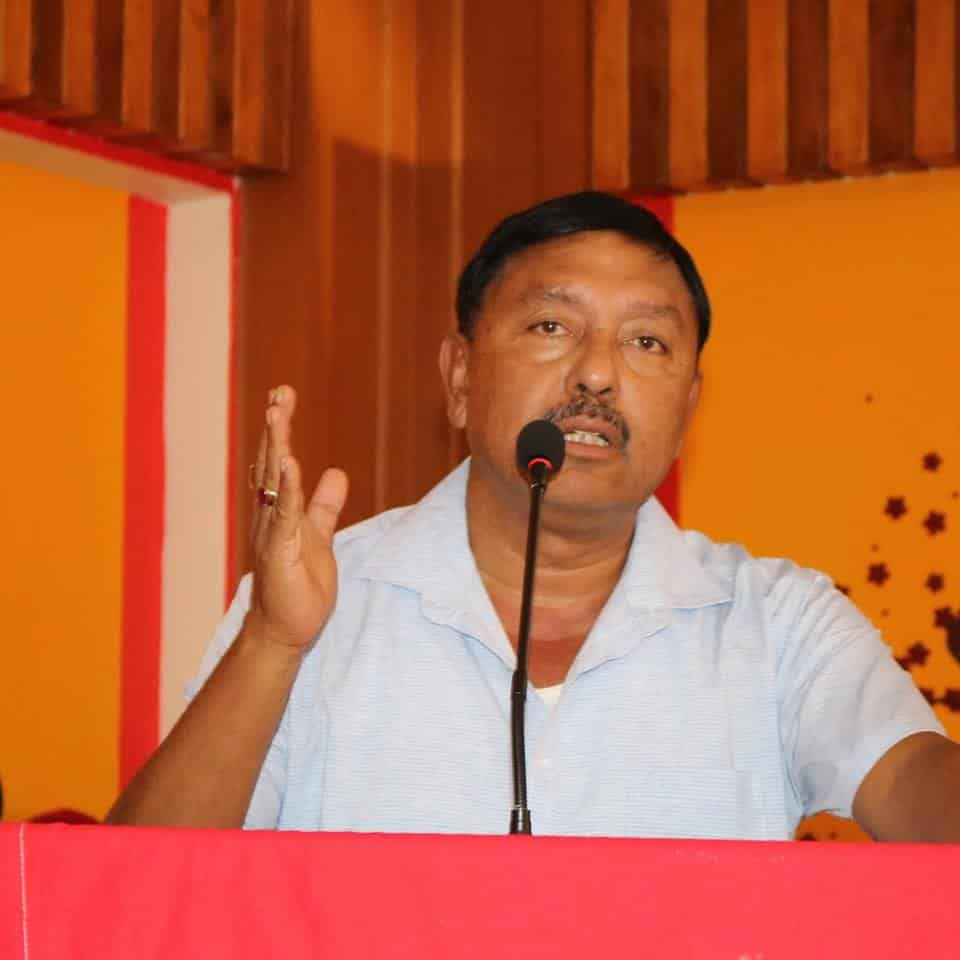 कांग्रेस केन्द्रिय सदस्य तथा पुर्बमन्त्री दिपक गिरि दाङ आउदै 5