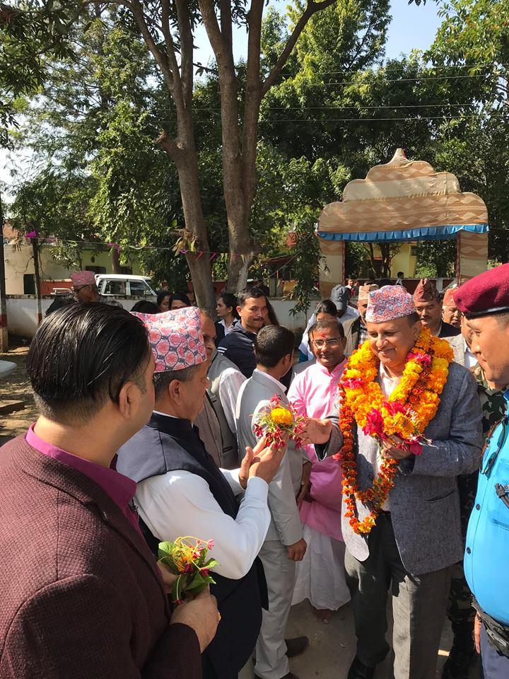 संसद स्थगित भएपछि सांसद गाउँ केन्द्रीत, जनतासंग साक्षात्कार गर्ने अवसर 7