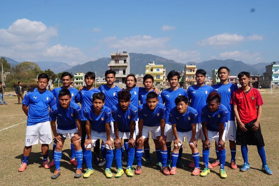 लखन थापा मगर रनिङ कपमाजागरुक एकता र नवजागरण युवा क्लब विजयी 2