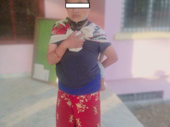 दाङमा लेनदेन मुद्धामा फरार प्रतिबादि महिला दुई वर्ष पछि पक्राउ 12
