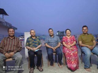 दाङमा नेपाल समुहको छुट्टै एमालेको समानान्तर कमिटि बनाउनु हुदैन- जिल्ला सदस्य गेहेन्द्र बस्नेत 10