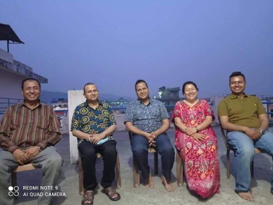 दाङमा नेपाल समुहको छुट्टै एमालेको समानान्तर कमिटि बनाउनु हुदैन- जिल्ला सदस्य गेहेन्द्र बस्नेत 1