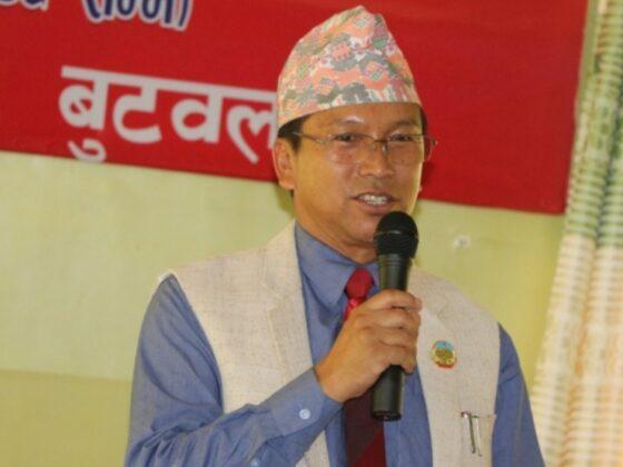 लुम्बिनी प्रदेशमा प्रक्रियागत रुपमा अविश्वास प्रस्ताव टुंगिएकै छैनः सभामुख घर्ती 33