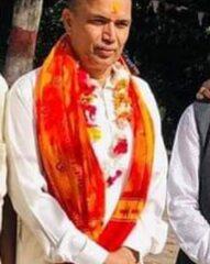 लुम्बिनी डिआइजि मुकुन्द आचार्यले भने-शंकर पोखरेल विरुद्धको रुपन्देहीको उजुरी दाङमा लिन तयार छौ, उजुरी आए कानुन बमोजिम कारबाही हुन्छ ! 9